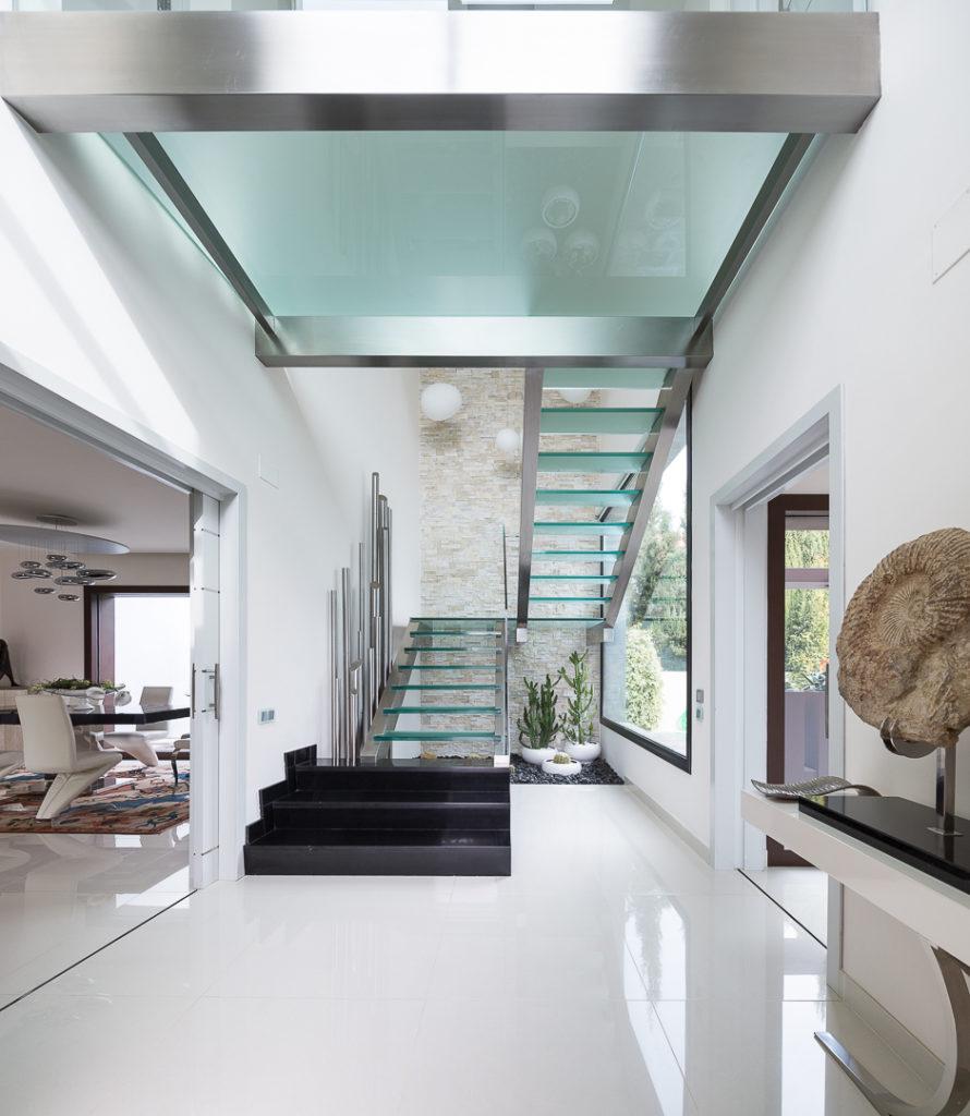 Foto de recibidor @arbideimagen para @disev arquitectura
